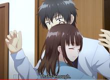 Anime Cạo Râu Xong Tôi Nhặt Gái Về Nhà tập 3: Sayu trút bỏ xiêm y trước mặt Yoshida vì cảm kích