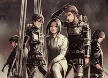 Chương cuối của Attack on Titan bán chạy đến nỗi phải tái bản lần 2 để phục vụ fan