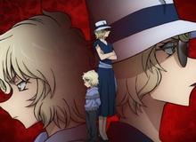 Gia đình Akai và dàn nhân vật phụ tạo nên màn phá án kinh điển trong Thám Tử Lừng Danh Conan: Viên Đạn Đỏ