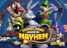 Sống lại tuổi thơ cùng các nhân vật hoạt hình trong Looney Tunes World Of Mayhem