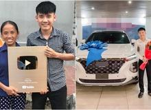 Bị xóa kênh, tắt kiếm tiền, con trai bà Tân Vlog vẫn khoe ảnh mua xế hộp hạng sang, ai bảo làm YouTuber là nghèo nào?