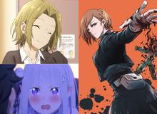 """Top 5 nhân vật nữ trong Anime/Manga được fan bình chọn là """"Waifu xuất sắc nhất"""" đầu năm 2021"""
