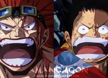 """One Piece: Giống như Luffy, Kid """"đồng nát"""" sẽ dùng Haki bá vương để tấn công Big Mom?"""