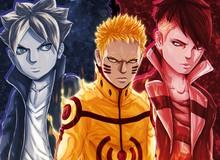 Spoil Boruto chap 57: Ada cùng Code truy giết Boruto, Naruto tuyên bố sẽ giết con trai mình