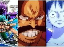 One Piece: 4 nhân vật dường như được xác nhận có thể sử dụng Haki bá vương cấp cao, Luffy đầy hứa hẹn