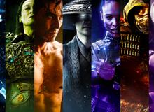 Lý lịch trích ngang của 5 chiến binh Ngoại Giới sẽ đối đầu với phe Địa Giới trong Mortal Kombat