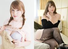 """Hot girl siêu vòng ba người Mỹ kể lại hành trình """"không tưởng"""" vào nghề 18+ Nhật Bản"""