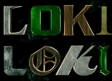 """Tại sao logo của Loki lại """"lỗi font"""", có 4 chữ cái thôi mà lạc quẻ hết thế này: Marvel có ý đồ cả đấy"""