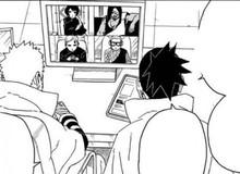 """Boruto: Ngũ đại Kage """"họp online"""" thảo luận toàn vấn đề nhạy cảm, liên quan đến cả tính mạng con trai Naruto"""