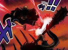 """Chứng kiến Luffy """"tông lào"""" chạm trán Kaido """"chùy sắt"""" nhiều fan chỉ ra thứ bền nhất trong One Piece"""