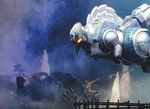 Vũ trụ MonsterVerse có thể chào đón thêm một cái tên mới sau MechaGodzilla