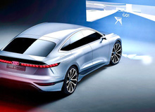 Xuất hiện mẫu xe tương lai, có thể chiếu game lên tường để chơi