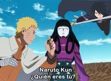 Boruto chap 58: Ada liệu có phải là con gái Amado, con trai Naruto sẽ làm gì khi Code đến?