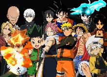 Những điểm tương đồng về hệ thống sức mạnh trong thể loại anime/manga Shonen (P.2)