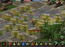 Game thủ Jx1 EfunVN Huyền Thoại Võ Lâm khẳng định đây là game cày cuốc, tất cả người chơi trở thành dân cày