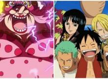 """One Piece: Liệu Big Mom và băng Mũ Rơm có thể """"bắt tay làm hòa"""" sau cuộc chiến ở Wano?"""