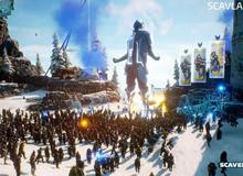 Lần đầu tiên trong lịch sử, xuất hiện game Battle Royale có 9000 người chơi trên 1 bản đồ