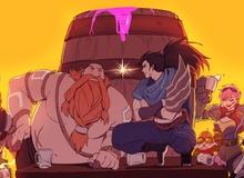 """Không phải Malphite, Gragas mới là """"chân ái cuộc đời"""" của Yasuo"""
