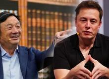 """Huawei muốn '""""lên trời"""": Phóng 10.000 vệ tinh xây dựng mạng 6G và tuyên chiến với Starlink của Tesla"""