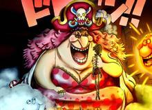 One Piece: Kịch bản nào sẽ đến với Tứ Hoàng Big Mom, lại rơi xuống biển hay là được cứu?