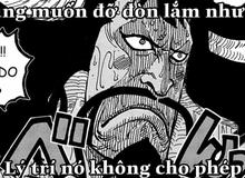 """Thất vọng với việc Kaido né chiêu Luffy, các fan One Piece cảm thán """"Tưởng sinh vật mạnh nhất như thế nào!"""""""