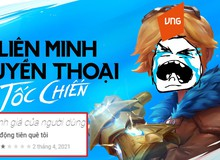 """Không thể tin vị trí xếp hạng của Tốc Chiến hiện tại, người Việt đang """"hạ sát"""" game với các bình luận vô lý"""