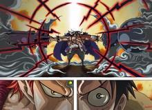 One Piece 1009 hé lộ thông tin quan trọng, Tứ Hoàng Kaido sở hữu cả 3 loại Haki
