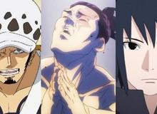 5 nhân vật anime có khả năng hoán đổi vị trí để bẫy chính kẻ thù