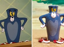"""Cười sái quai hàm với BST tượng Tom & Jerry """"khó đỡ"""" hệt như trong phim hoạt hình"""