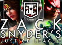 Liệu The Knightmare trong Zack Snyder's Justice League có đang tái hiện lại Injustice?