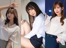 """Người Hàn hé lộ BXH mỹ nhân 18+ được yêu thích nhất: Toàn """"idol quốc dân"""", bất ngờ Yua Mikami chỉ hạng nhì?"""