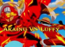 """One Piece chap 1010: Liệu Luffy đã đủ sức để đánh bại """"Chó Đỏ"""" Akainu trả thù cho Ace hay chưa?"""