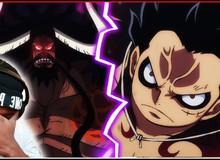 Spoil đầy đủ One Piece chap 1010: Luffy học được cách chiến đấu mới với Haki bá vương