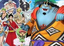 """One Piece: Dù là lão làng hải tặc nhưng Jinbe vẫn chỉ là """"tấm chiếu mới"""" trong băng Mũ Rơm"""