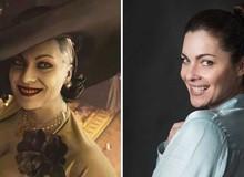 Gặp gỡ nữ ác nhân Lady Dimitrescu ngoài đời, xinh đẹp và nóng bỏng không kém trong game