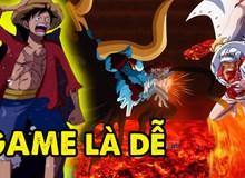 """Bị Kaido hạ gục trong chap mới, nhiều fan hài hước cho rằng Luffy giờ chỉ """"còn cái nịt"""" mà thôi"""