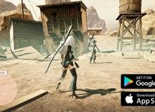 Bản Mobile của NieR: Automata đã có tiếng Anh, cho đăng ký trước trên cả Android và iOS, dự kiến ra mắt sớm