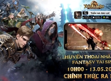 Forsaken World: Thần Ma Đại Lục tặng giftcode cực kỳ giá trị mừng game chính thức ra mắt