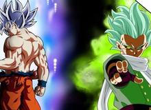 Spoil Dragon Ball Super chap 72: Hé lộ 7 trang bản thảo, Granola bắt đầu tấn công Goku và Vegeta