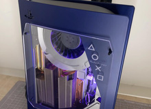 Chán với thiết kế gốc, modder tự tạo PS5 siêu độc đáo của riêng mình