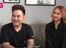 Streamer giàu nhất Việt Nam và vợ bất ngờ tiết lộ kế hoạch ghép trứng để sinh đôi