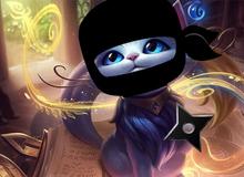 """LMHT: Yuumi bỗng hóa thành """"mèo ninja"""" với khả năng tàng hình, dịch chuyển tức thời ở bản 11.10"""