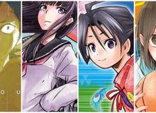 Những đầu truyện mới của tạp chí Shonen Jump mùa Đông và Xuân