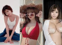 """BXH diễn viên 18+ ăn khách 4/2021: Yua Mikami giữ vị trí đầu bảng 2 tháng liên tiếp, Eimi Fukada """"mất hút""""?"""