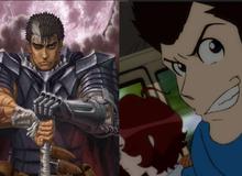 Guts của Berserk và 10 nhân vật phản anh hùng được yêu thích nhất trong thế giới anime