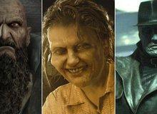 Jack Baker và 10 quái vật được đánh giá là mạnh nhất series Resident Evil