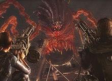 """Những con trùm khổng lồ với ngoại hình kinh dị, khiến người chơi """"mất ngủ"""" trong Resident Evil (P.2)"""