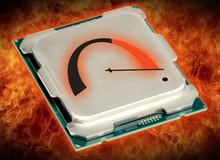"""Mời các bạn cùng chiêm ngưỡng CPU Intel Core i5-11400 """"bốc cháy"""" trước khi hy sinh anh dũng vì mục đích… khoa học"""