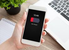 Game thủ lưu ý 50 ứng dụng ngốn pin nhiều nhất trên điện thoại