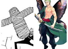 """Kỳ vọng """"con cưng"""" quay trở lại, các fan One Piece tạo ra bức ảnh """"Zoro phá kén"""" cực kỳ bắt mắt"""